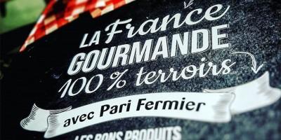 photo La France Gourmande, un livre 100% terroir, aux Editions Larousse