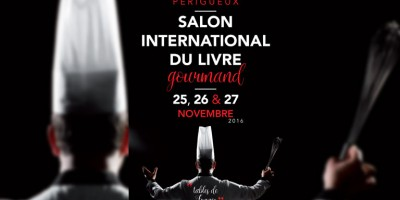 photo Le Salon International du Livre Gourmand à Périgueux