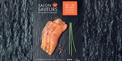 photo Salon Saveurs des Plaisirs Gourmands du 2 au 5 décembre, Espace Champerret, Paris.