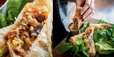photo Nems de canard croustillants, sauce Thaï-landaise par Julien Duboué