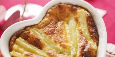 photo Flan d'asperge et parmesan pour amoureux