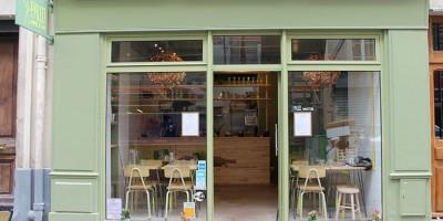 photo Paléo vingt et UN, la cuisine préhistorique s'installe à Paris 11