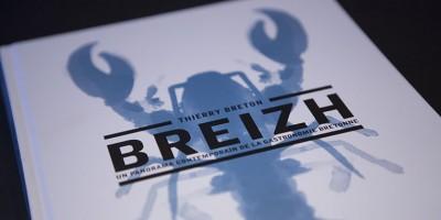 photo Breizh, par le chef Thierry Breton, Editions la Martinière