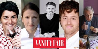 photo Cinq personnalités du monde de la gastronomie parmi les 50 français les plus influents du monde