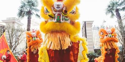 photo Fêter le nouvel An chinois 2018 à Paris