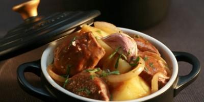 photo Navarin d'agneau aux pommes de terre