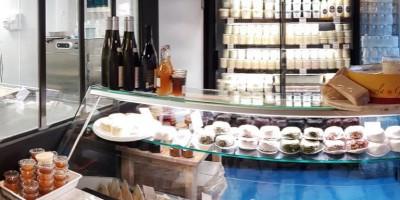 photo La Laiterie de Paris,  le fromage Made in Paris