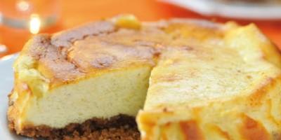 photo Cheese-cake au Carré Frais