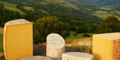photo La route des fromages d'Auvergne