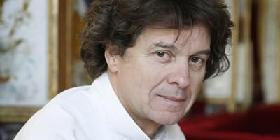 photo Interview du Chef Guy Martin