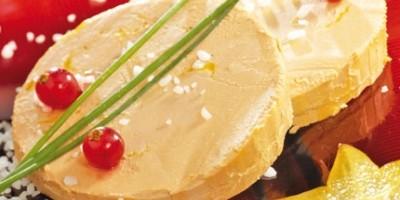 photo Foie gras au sel de l'île de Noirmoutier