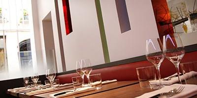 photo Restaurant Kitchen Galerie Bis (KGB)