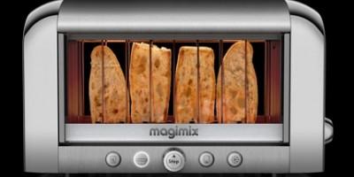 photo Nouveau grille pain Magimix