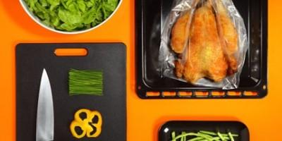 photo Cuisinez léger avec les papiers et sacs de cuisson
