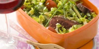 photo Salade de bœuf façon thaïe