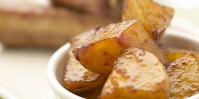 photo Pommes de terre sucrées salées