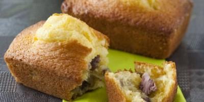 photo Mini-cake d'agneau aux olives et courgettes
