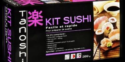 photo Kit pour sushis Tanoshi