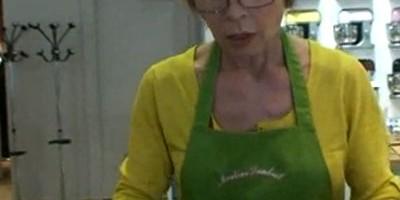 photo Glace aux courgettes et parmesan par Martine Lambert