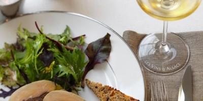 photo Foie gras mi-cuit aux figues et cachous