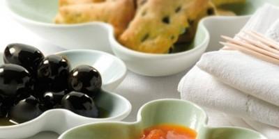 photo Mini fougasses aux olives d'Espagne