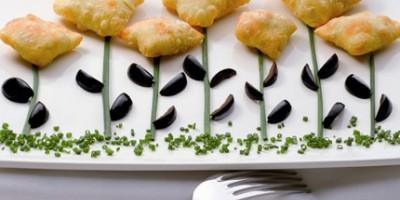 photo Petits beignets de viande aux olives d'Espagne