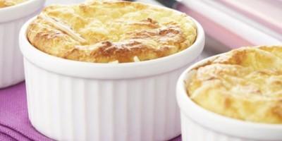 photo Soufflé de pommes de terre au fromage