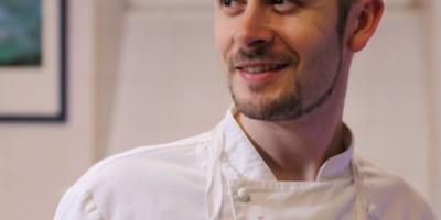 photo Lucien Gautier nouveau Chef Pâtissier