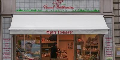 photo Fromagerie Beillevaire Paris 20 ème