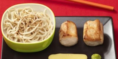 photo Filets de lapin au wasabi