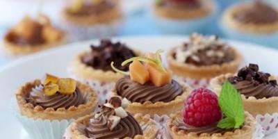 photo Mignardises surprises et chocolat