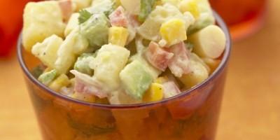 photo Salade de pommes de terre