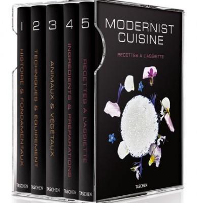 Modernist cuisine l 39 art et la science de la cuisine - Plat cuisine sous vide ...