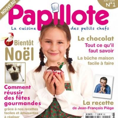 Papillote nouveau magazine gourmand pour les enfants - La cuisine des enfants ...