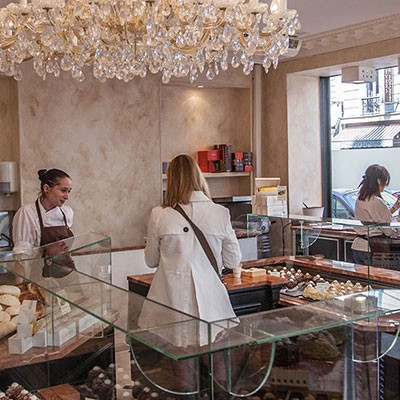 Pâtisserie Aux Merveilleux de Fred, Paris 17