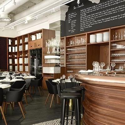 Restaurant lazare paris par eric frechon - Restaurant gare saint lazare ...