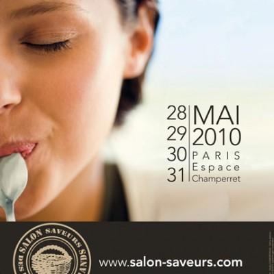 Rendez vous gourmand de printemps au salon saveurs for Salon saveurs paris