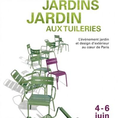 Exposition jardins jardin au jardin des tuileries paris for Au jardin des tuileries