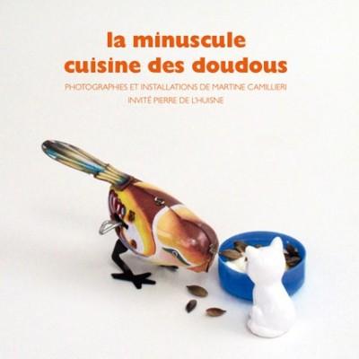La minuscule cuisine des doudous au mus e en herbe paris for Cuisine minuscule