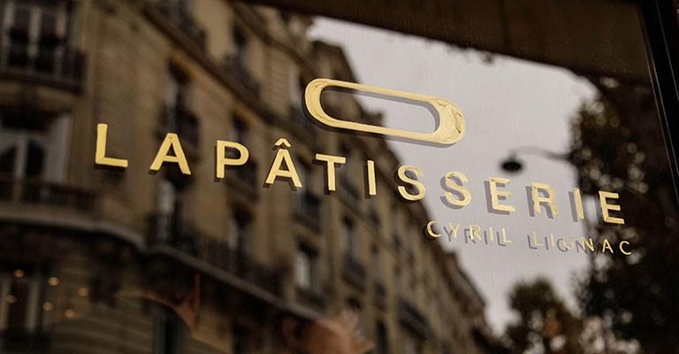 Nouvelle pâtisserie Cyril Lignac, Paris 16