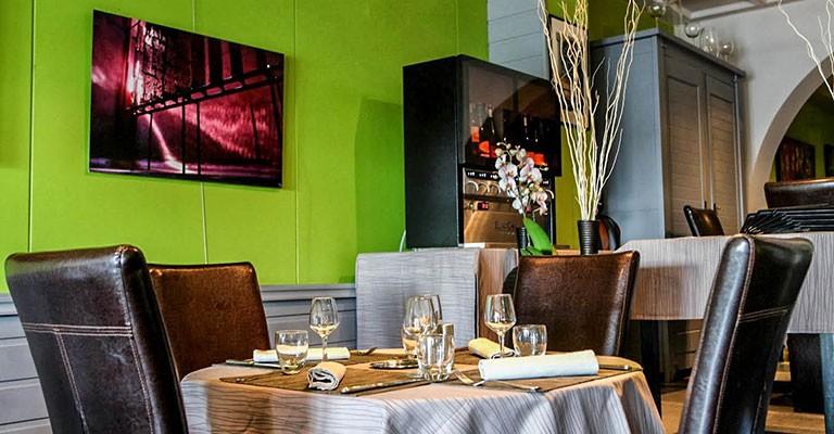 Restaurant le saint georges quand palavas rime avec p zenas for Restaurant a pezenas