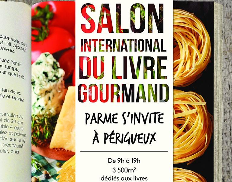 Le salon international du livre gourmand accueille les chefs - Salon du livre gourmand ...
