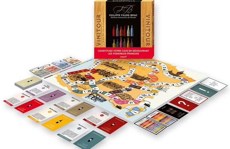 vinotour le monopoly des vins de france id e cadeau de no l 9. Black Bedroom Furniture Sets. Home Design Ideas