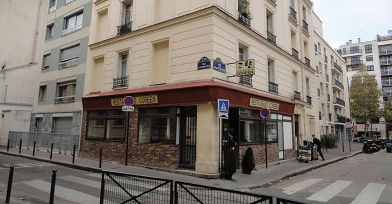 Restaurant Kohyang Paris