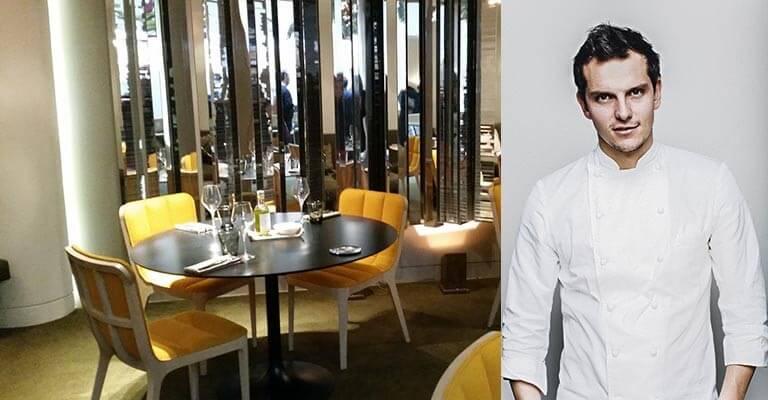 Juan Arbelaez Nouveau Chef Du Nub U00e9  Le Restaurant De L